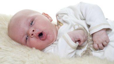 السعال الديكي عند الاطفال