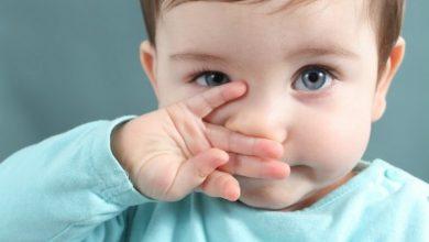 علاج الرشح عند الرضع