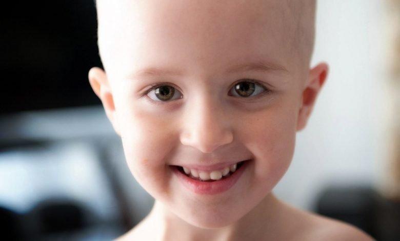 سرطان الدم عند الأطفال