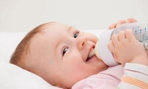 العمر الإفتراضي للببرونة والتتينة وحلمة الرضاعة