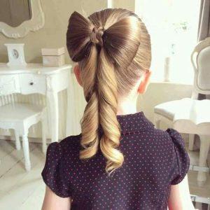 قصات شعر للأطفال