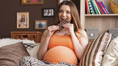 فوائد الشوكولاته للحامل