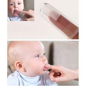 طريقة تنظيف أسنان الأطفال