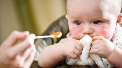 حساسية الفول السوداني عند الأطفال