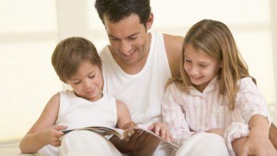 دور الأب في تربية الطفل