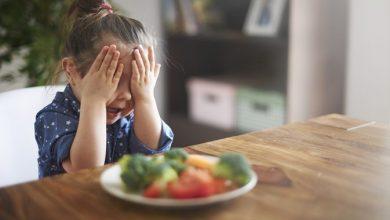أسباب فقدان شهية الطفل
