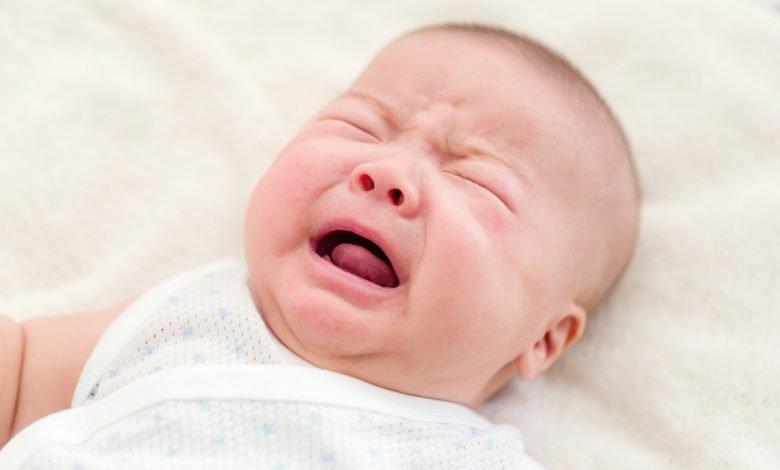 متلازمة اليد والقدم والفم عند الرضع