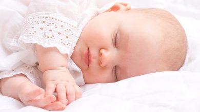 تأثر الرضيع بالحر