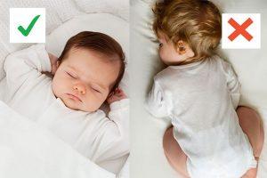 هدهدة المولود و متلازمة الموت المفاجئ