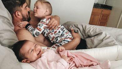 تعلق الأبناء بوالدهم أكثر من الأم