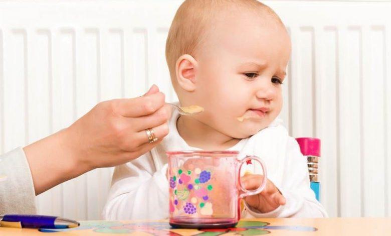 عفونة المعدة عند الأطفال والرضع