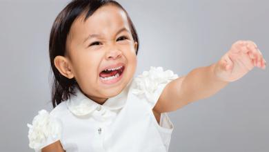 أسباب العصبية عند الطفل سنة وسنتين