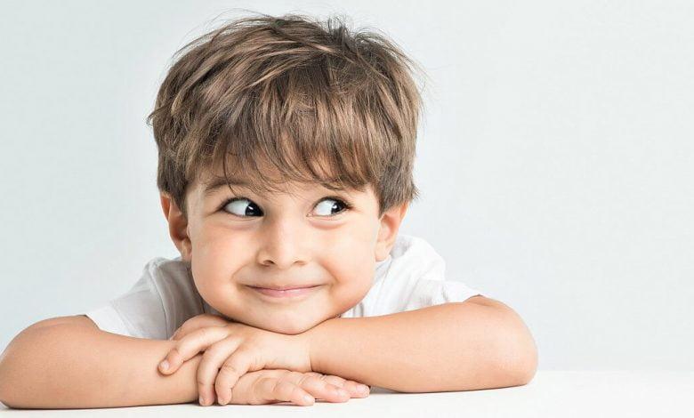 الفضول الجنسي عند الأطفال