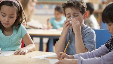 كيفية حماية الطفل من العدوى في المدرسة