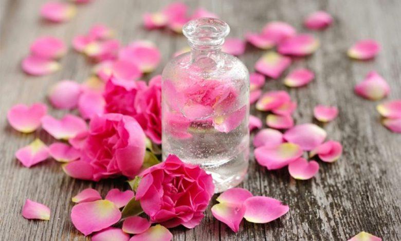 استخدامات زيت الورد