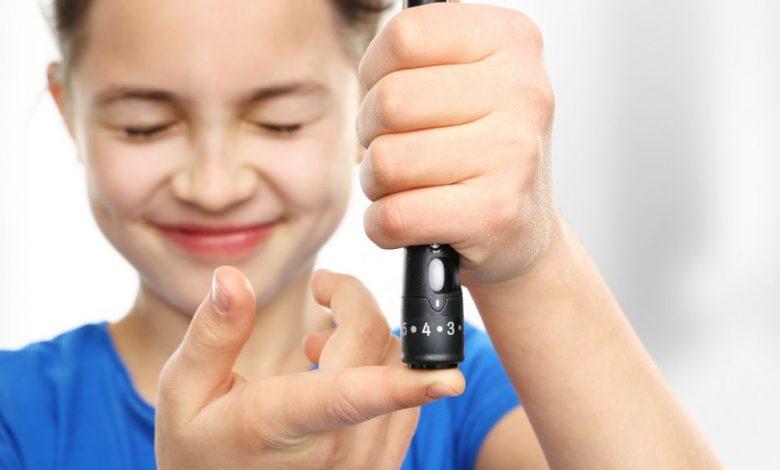 السكري عند الأطفال