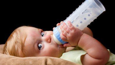 مدة صلاحية الحليب الصناعي في الرضاعه