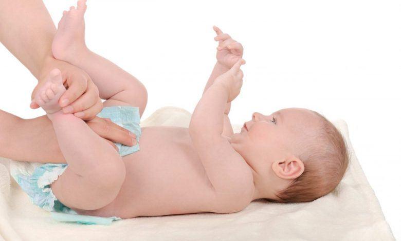 القيلة المائية عند حديثي الولادة