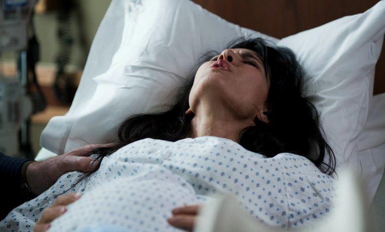 القسطرة البولية في الولادة