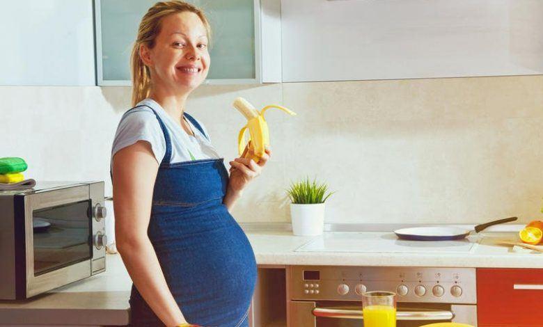 فوائد الموز للحامل