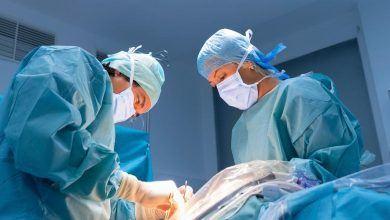 عملية المرارة بعد الولادة