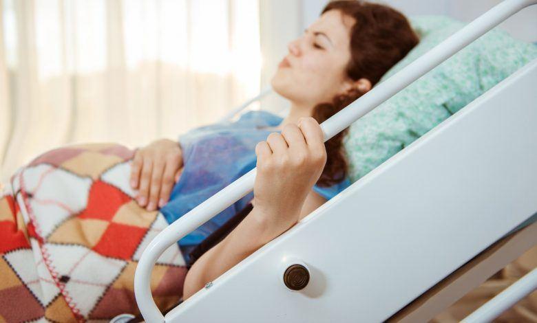 تمزق المهبل أثناء الولادة
