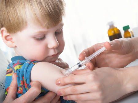 التطعيمات المتعددة في المرة الواحدة