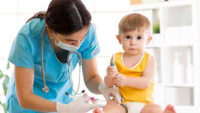 تطعيم الحمى الصفراء للرضع