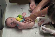 التطعيم الثلاثي البكتيري للأطفال