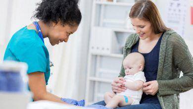 لقاح التهاب الكبد أ للأطفال