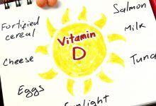 فوائد فيتامين د للأطفال