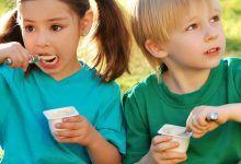 فوائد الزبادى للأطفال