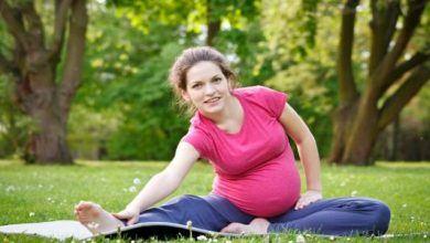 تمارين لتسهيل الولادة الطبيعية