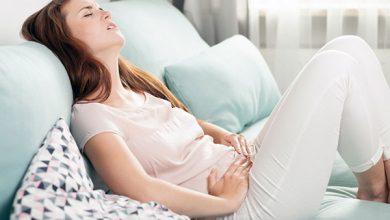 انتفاخ البطن بعد الولادة القيصرية