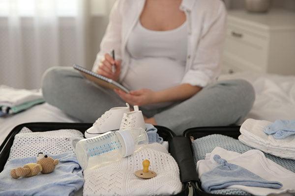تجهيز شنطة الولادة القيصرية