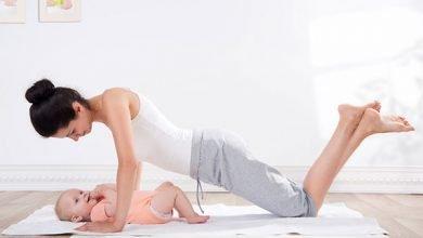 ممارسة الرياضة بعد الولادة القيصرية